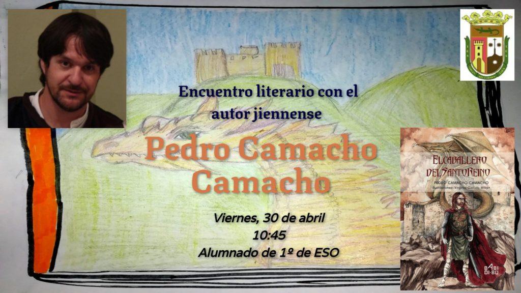 Encuentro literario Pedro Camacho