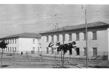 Foto histórica del centro